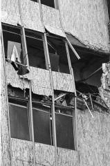 RAF-Bombenanschlag auf Axel-Springer-Hochhaus Hamburg 1972 © Holger Rüdel