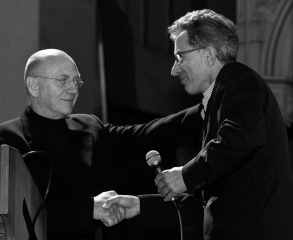 Jim Brandenburg and Holger Rüdel © Henrik Matzen