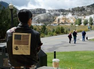 Patriotismus in den USA © Holger Rüdel