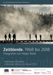 Plakat Ausstellung Zeitblende