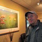 Jim Brandenburg in seiner Galerie in Luverne (Minnesota/USA) © Holger Rüdel