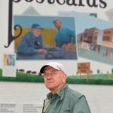 Jim Brandenburg in Luverne (Minnesota/USA) © Holger Rüdel