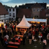 Weinfest 2010 im Stadtmuseum Schleswig © Holger Rüdel