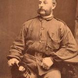 Schleswiger Feuerwehrmann um 1870 © Stadtmuseum Schleswig