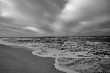 Am Weststrand auf Sylt © Holger Rüdel