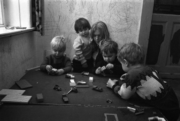 In einem Kinderladen in Kiel 1970 © Holger Rüdel