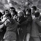 Khomeini 1979 © Robert Lebeck