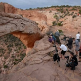 Canyonlands National Park Mesa Arch © Holger Rüdel