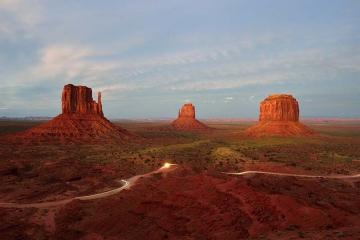 Monument Valley © Holger Rüdel