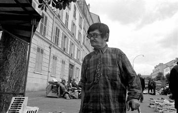 Flohmarkt in Paris © Holger Rüdel