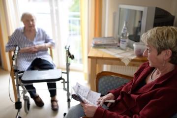 Diagnose Parkinson-Demenz © Holger Rüdel
