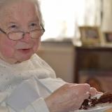 Diagnose Parkinson-Demenz: Lilli Wokert (1931-2017) © Holger Rüdel