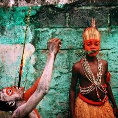 Demokratische Republik Kongo 2002 © Pascal Maitre / Agentur Focus