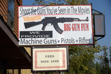 Big Gun Fun in den USA © Holger Rüdel