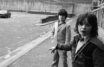Tatort Bloody Sunday Derry 1973 © Holger Rüdel