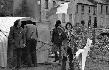 Bürgerkrieg Nordirland 1973 © Holger Rüdel
