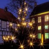 Stadtmuseum Schleswig mit Weihnachtsbaum © Holger Rüdel