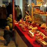 Weihnachtsmarkt im Stadtmuseum Schleswig © Holger Rüdel
