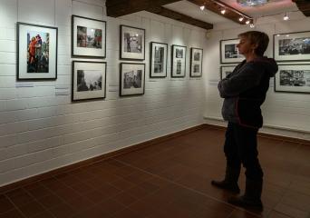 Ausstellung Zeitblende im Stadtmuseum Schleswig © Holger Rüdel