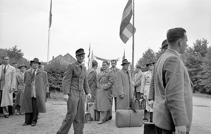 Bundeswehr 1956 © Stadtmuseum Schleswig