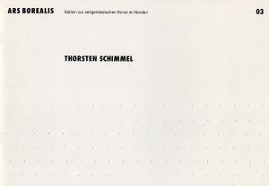 Cover Ars Borealis - Thorsten Schimmel 2004