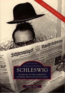"""Cover """"Bildergeschichten Schleswig - Rückblicke auf drei Jahrzehnte"""""""
