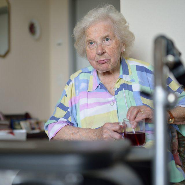 Diagnose: Parkinson-Demenz. Eine Bildreportage
