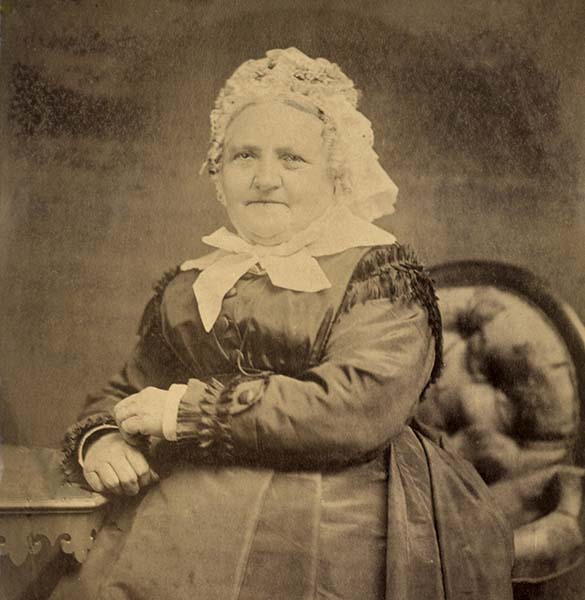 Porträt Doris Esselbach © Stadtmuseum Schleswig