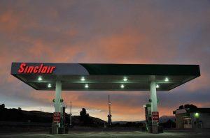 Einsame Tankstelle im US-Bundestaat Montana © Holger Rüdel