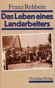 Cover Franz Rehbein - Das Leben eines Landarbeiters