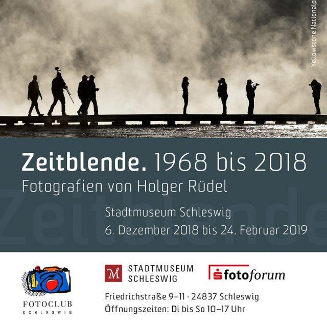 """Vorankündigung: Ausstellung """"Zeitblende. 1968 bis 2018. Fotografien von Holger Rüdel"""""""