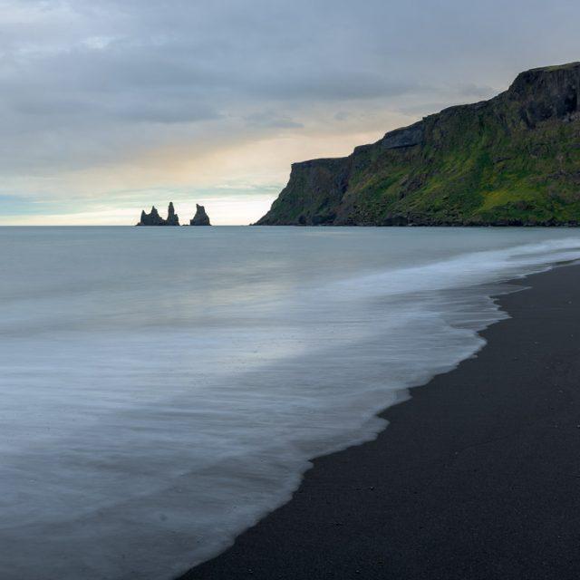 Island. Vík