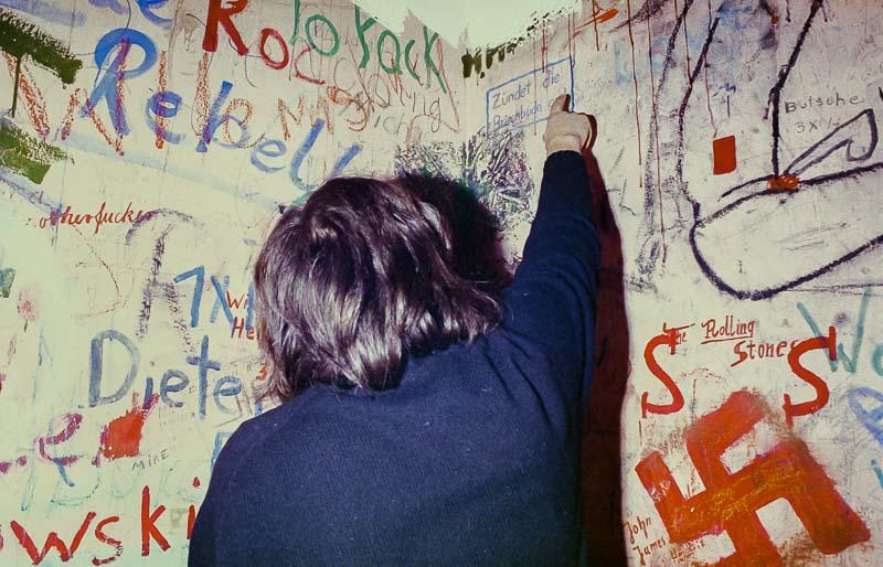 Jugendarrestanstalt Hütten in Hamburg 1971 © Holger Rüdel