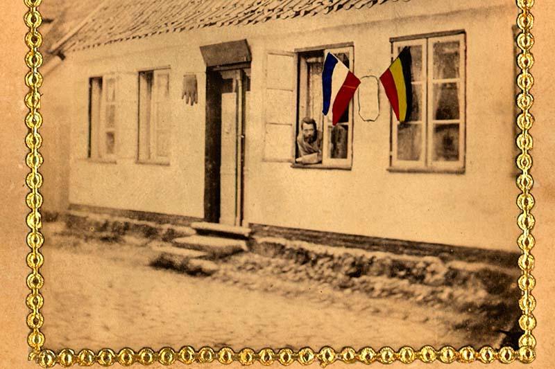 Am 6. Februar 1864 in Schleswig © Stadtmuseum Schleswig
