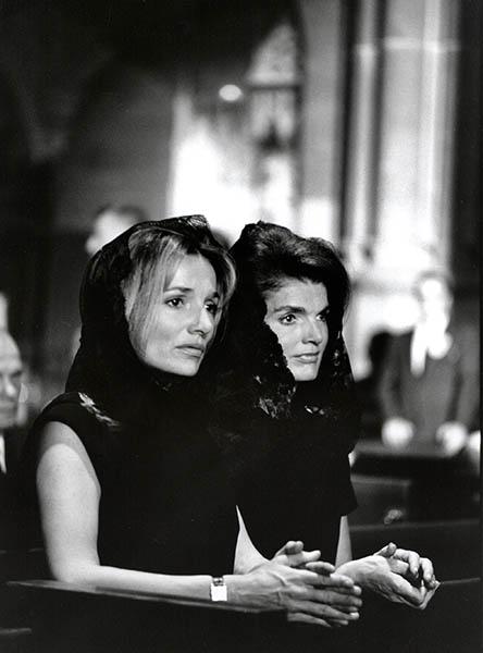 Jackie Kennedy und Lee Radziwill © Robert Lebeck