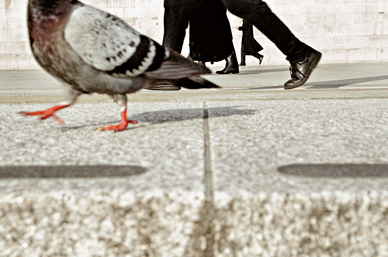 London, Trafalgar Square, 2004 © Matt Stuart / Magnum Photos