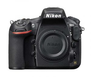 Nikon D810 Frontseite
