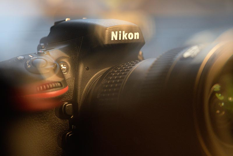 Nikon D5 - wird sie so aussehen? © Holger Rüdel