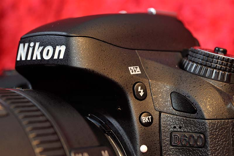 Nikon D600 © Holger Rüdel
