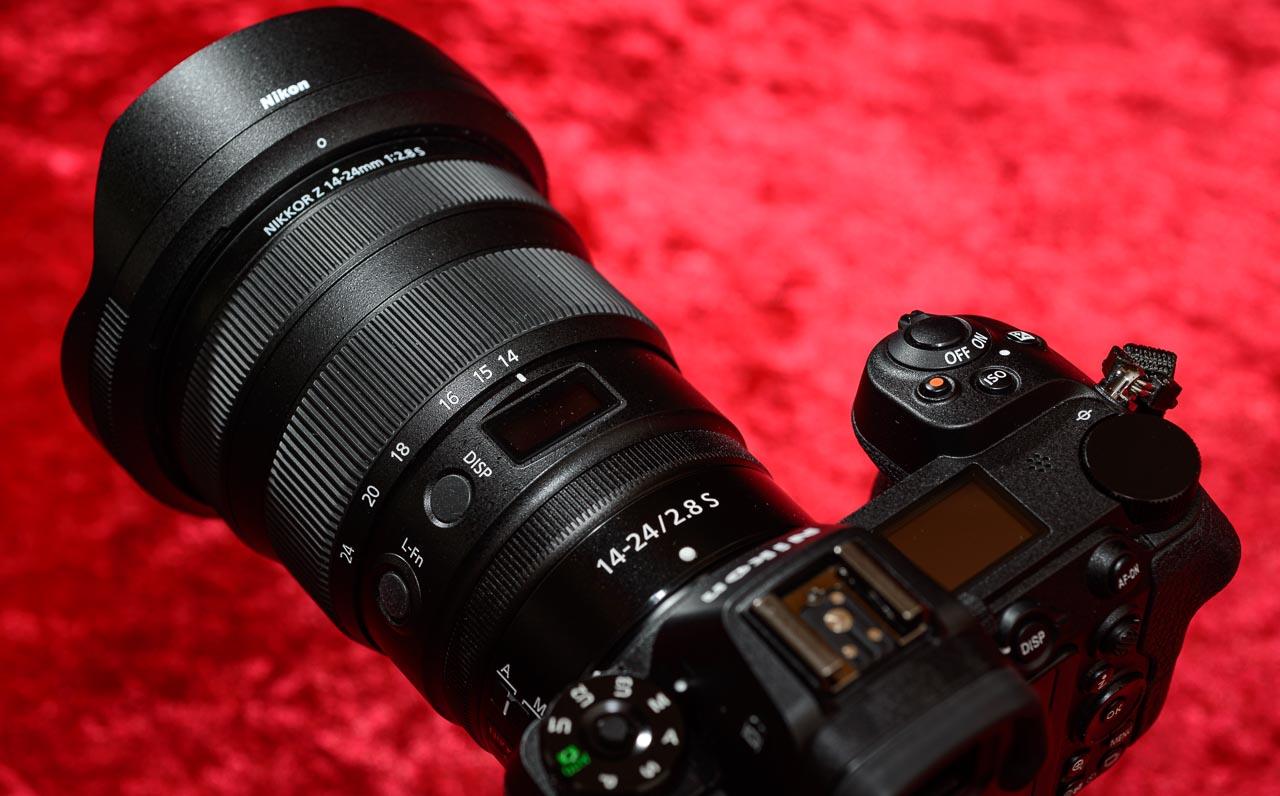 Testbericht Nikon Z 14-24mm f/2,8 S