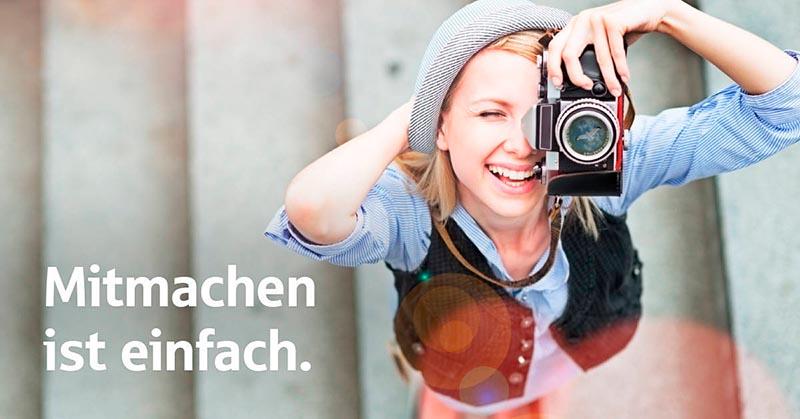 Das Leitmotiv des Nospa-Fotowettbewerbs 2016