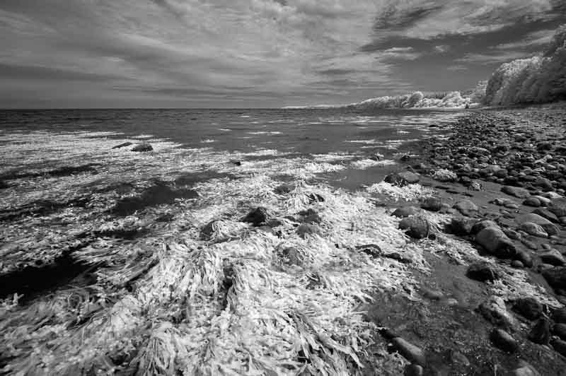 Ostseeküste auf Als/Alsen © Holger Rüdel