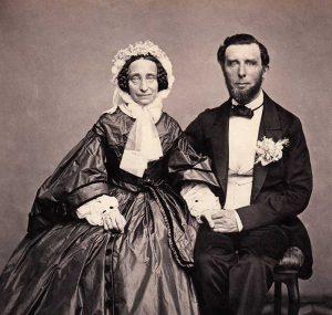 Ehepaar um 1860 © Stadtmuseum Schleswig