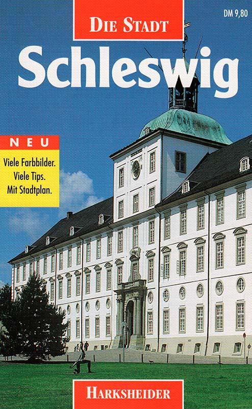 Cover Stadtreiseführer Schleswig