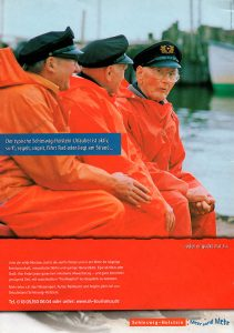 TUI-Katalog Schleswig-Holstein 2001 © Holger Rüdel
